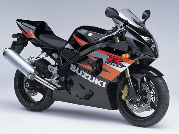 Фотографии мотоциклов - спортивные мотоциклы suzuki gsxr, красивые