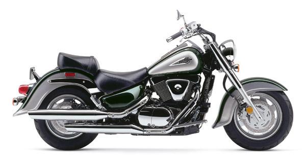 Обзор Suzuki Intruder 1500 тест обзор мотоцикла, тест драйв ...